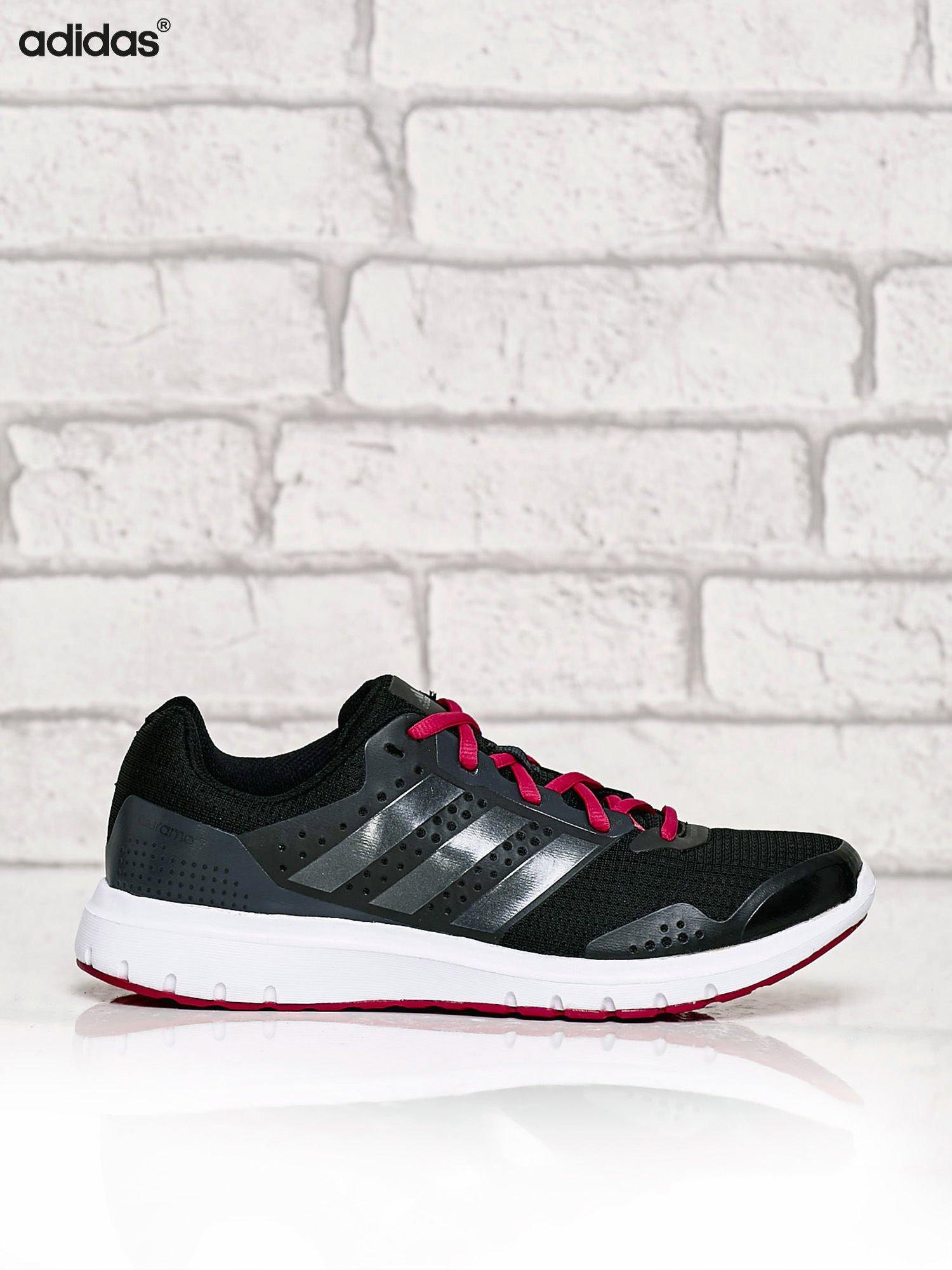 oficjalny sklep szerokie odmiany najlepszy wybór ADIDAS czarne buty sportowe Duramo 7 W do biegania