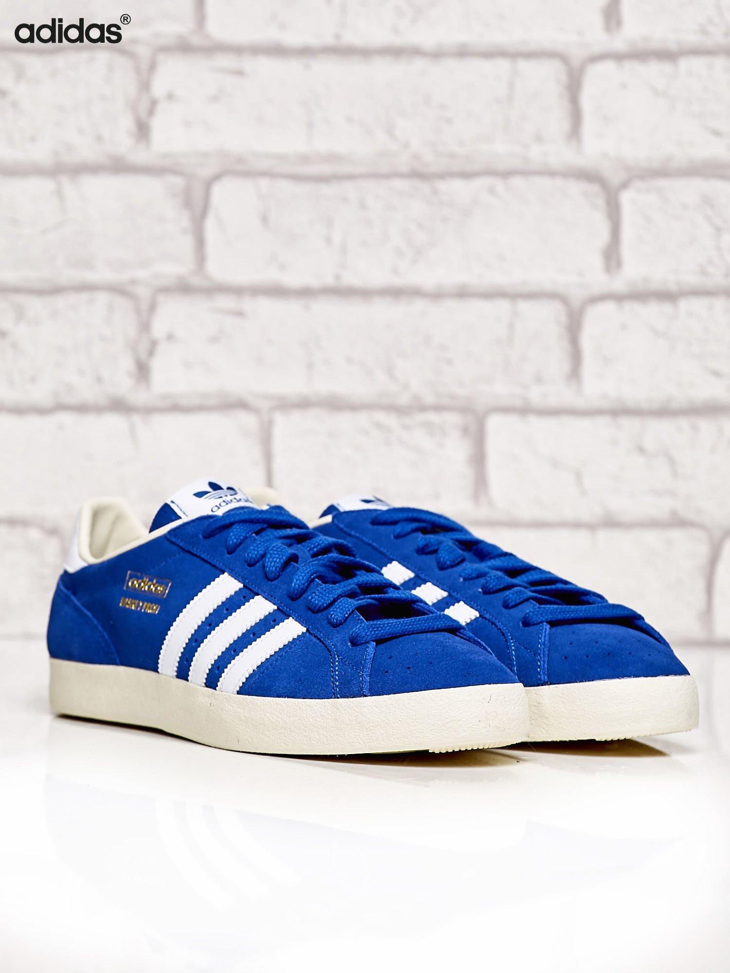 c98c0242 1 · ADIDAS niebieskie buty męskie Basket Profi Low sportowe przed kostkę ...