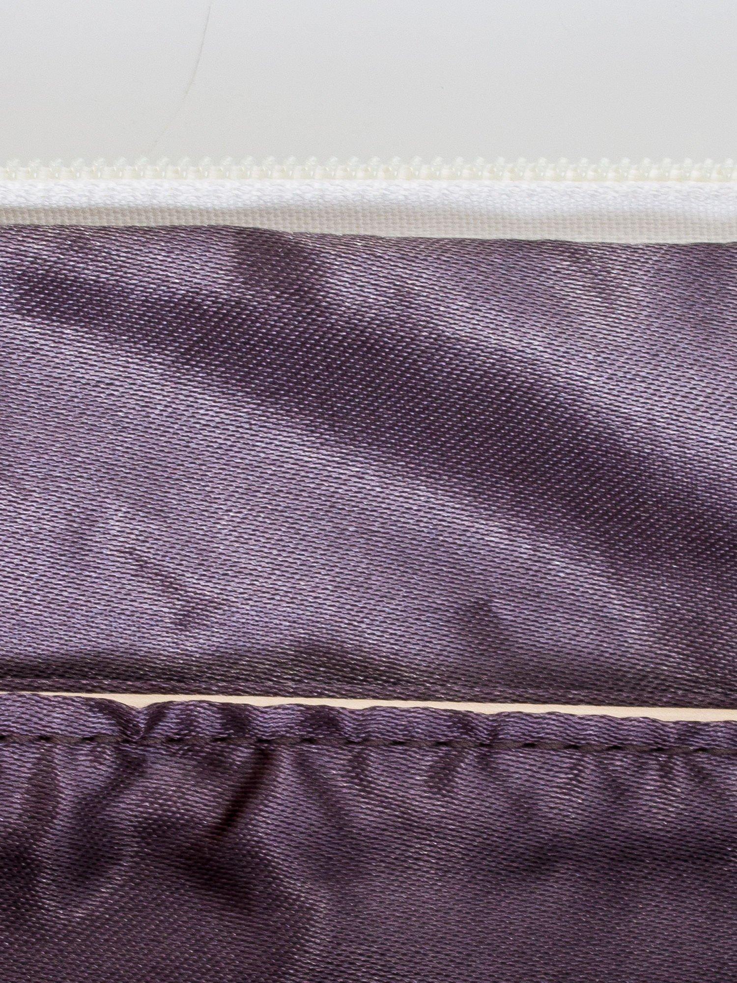 Biała kopertówka z dżetami motyw ust                                  zdj.                                  7