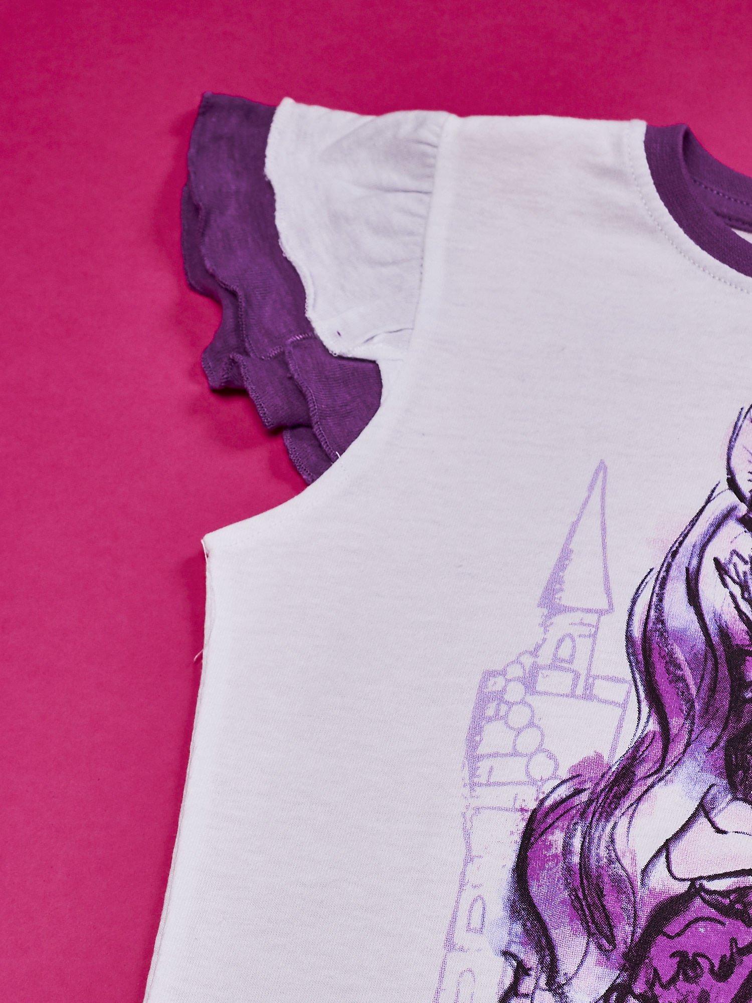 Biała piżama dla dziewczynki EVER AFTER HIGH                                  zdj.                                  7