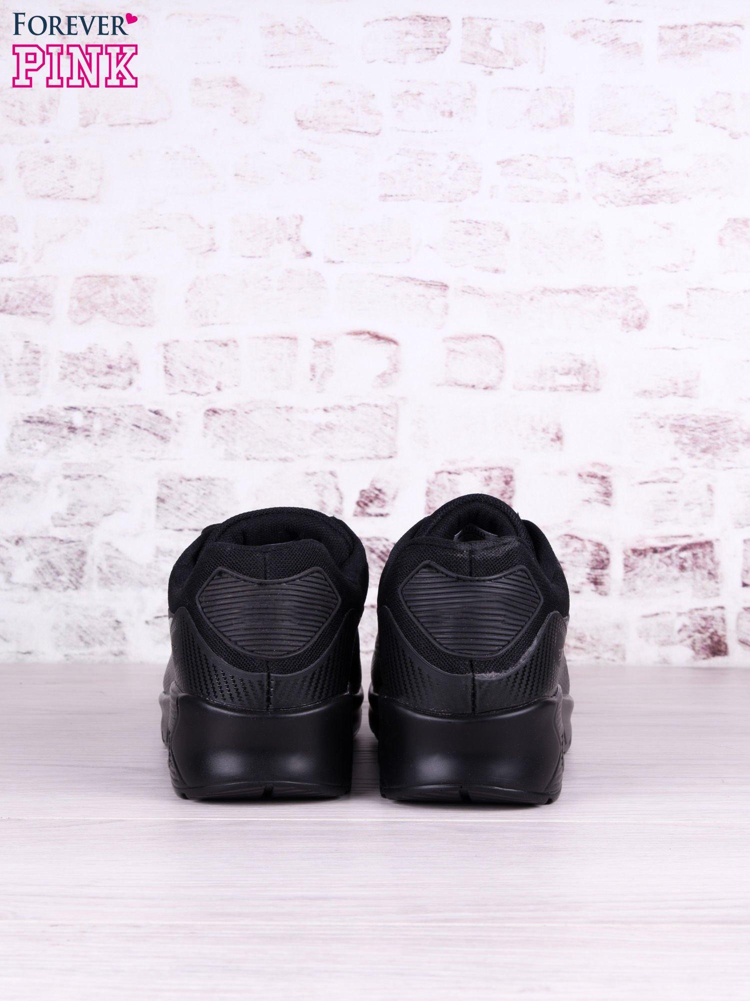 Białe buty sportowe faux leather Milkshake na poduszce powietrznej