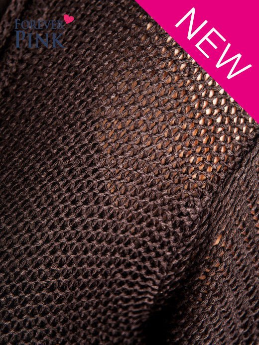 Czarny bawełniany kardigan z kieszeniami                                  zdj.                                  4