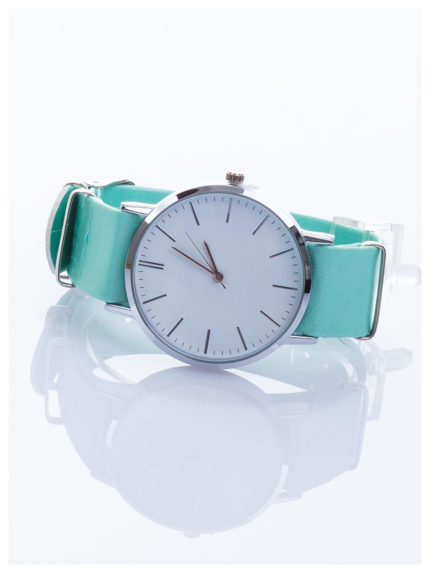 Damski zegarek. Duża, wyraźna tarcza. Elegancki. Doskonały na każdą okazję.                                  zdj.                                  2