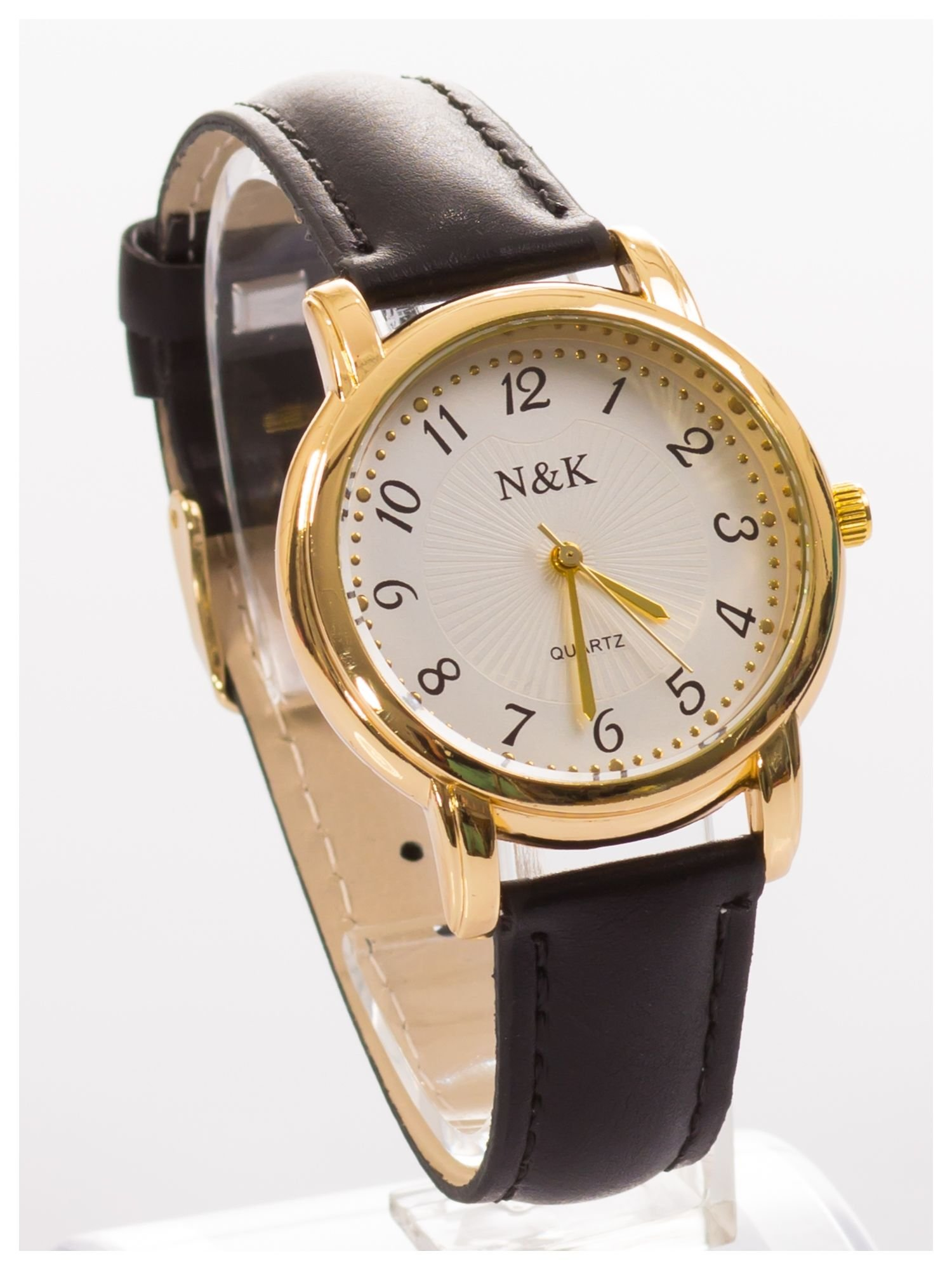 Elegancki damski zegarek. Klasyka gatunku.                                  zdj.                                  3