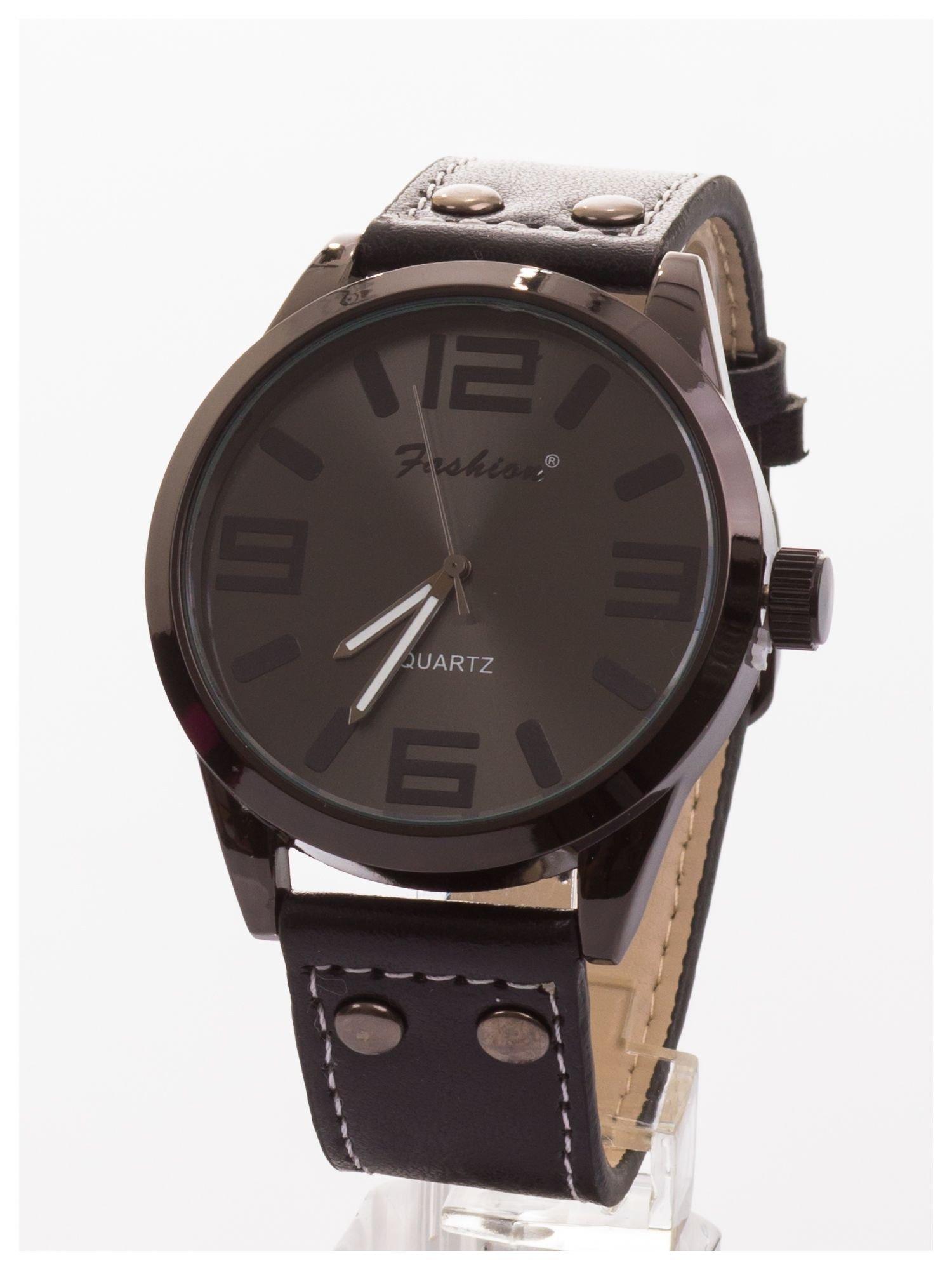 FASHION Duży stylowy męski zegarek                                   zdj.                                  1