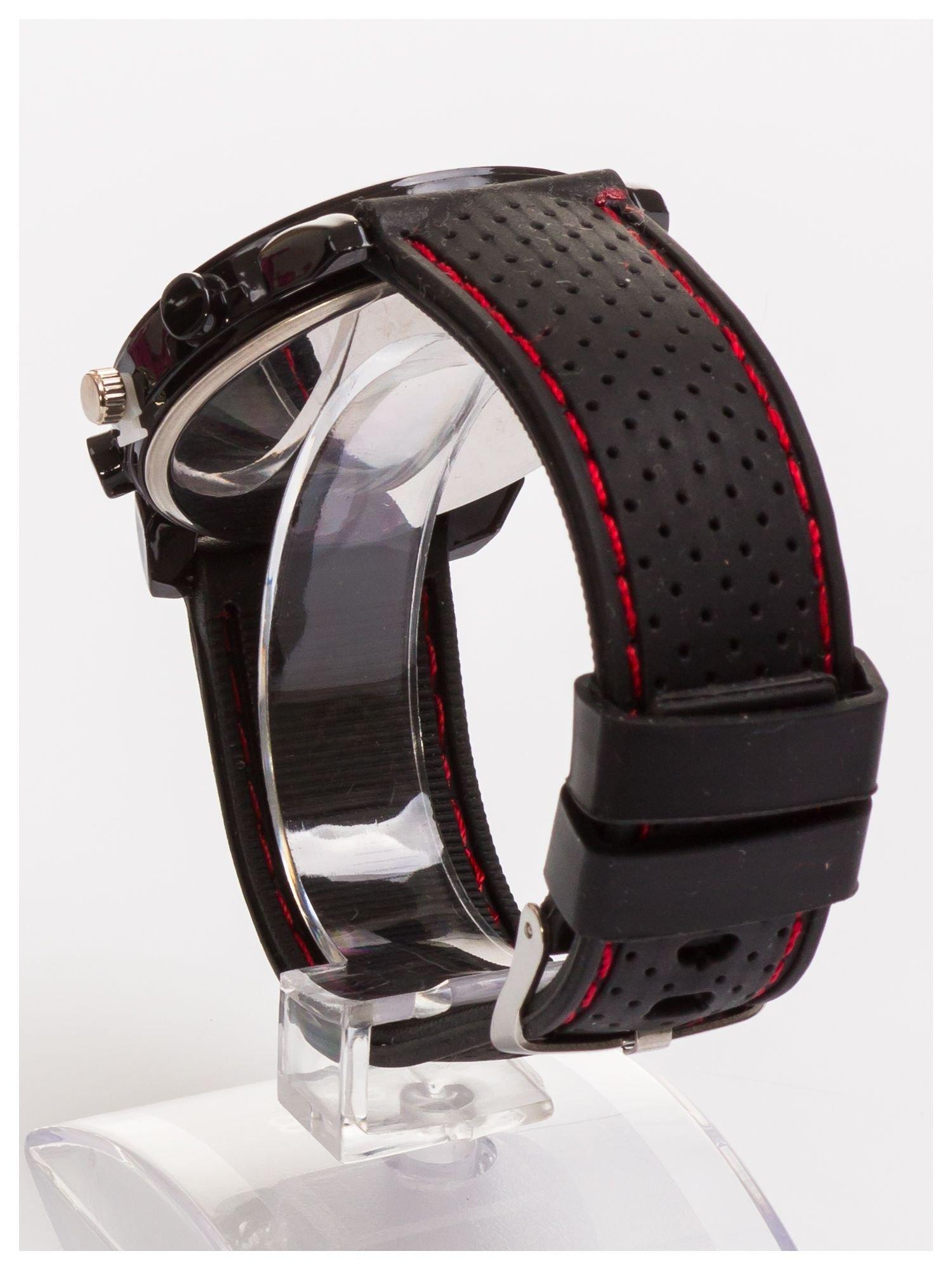 GT Świetny sportowy zegarek na wygodnym silikonowym pasku                                  zdj.                                  4