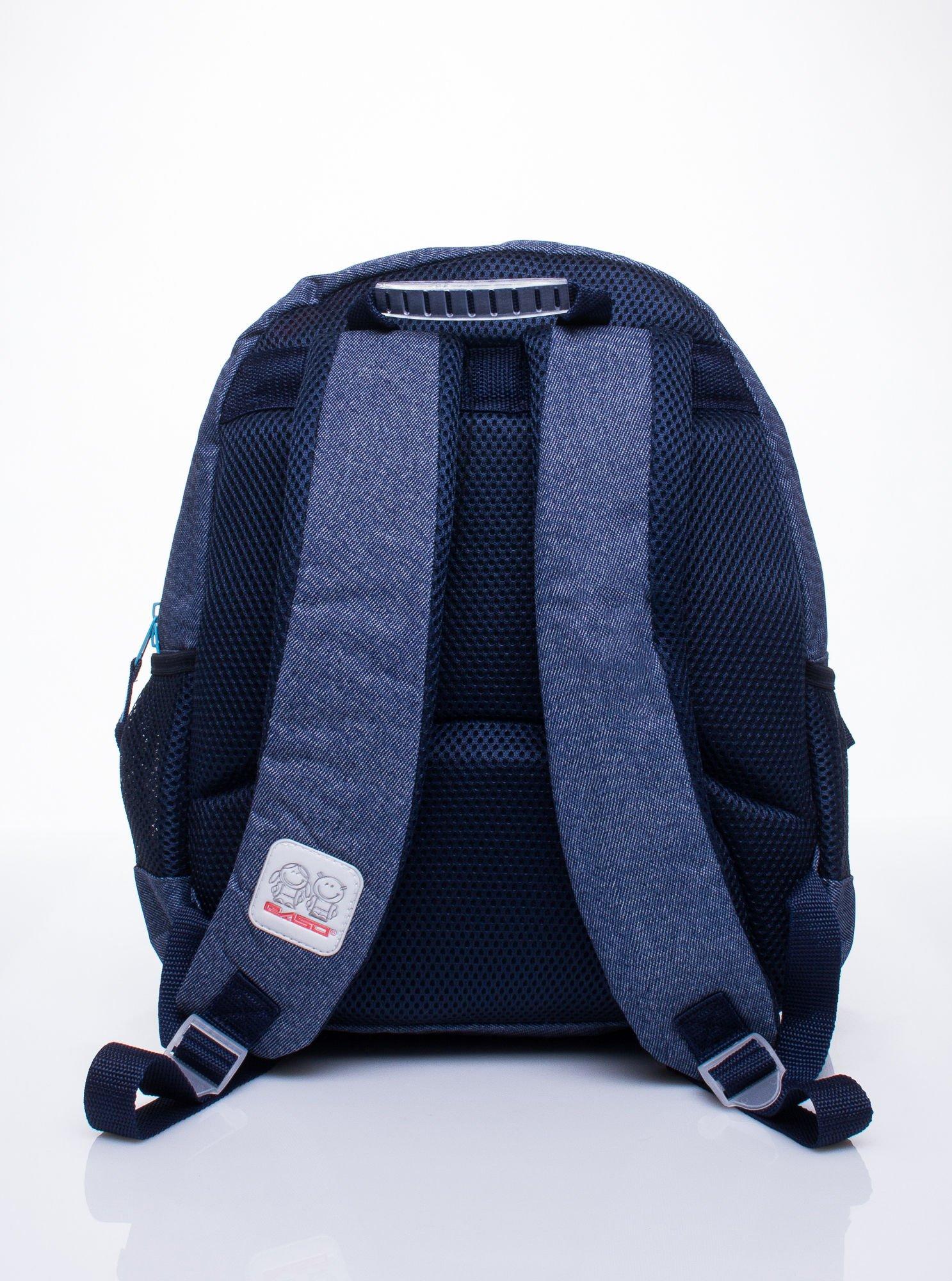 Jeansowy plecak szkolny DISNEY z pieskiem                                  zdj.                                  3