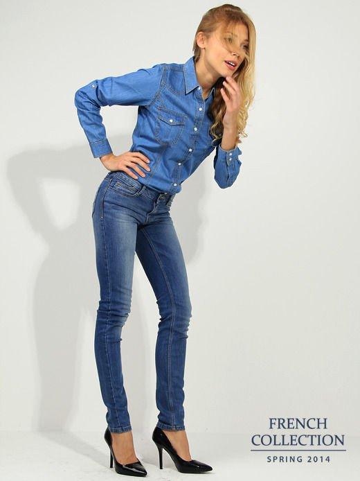 Koszula jeansowa                                  zdj.                                  1
