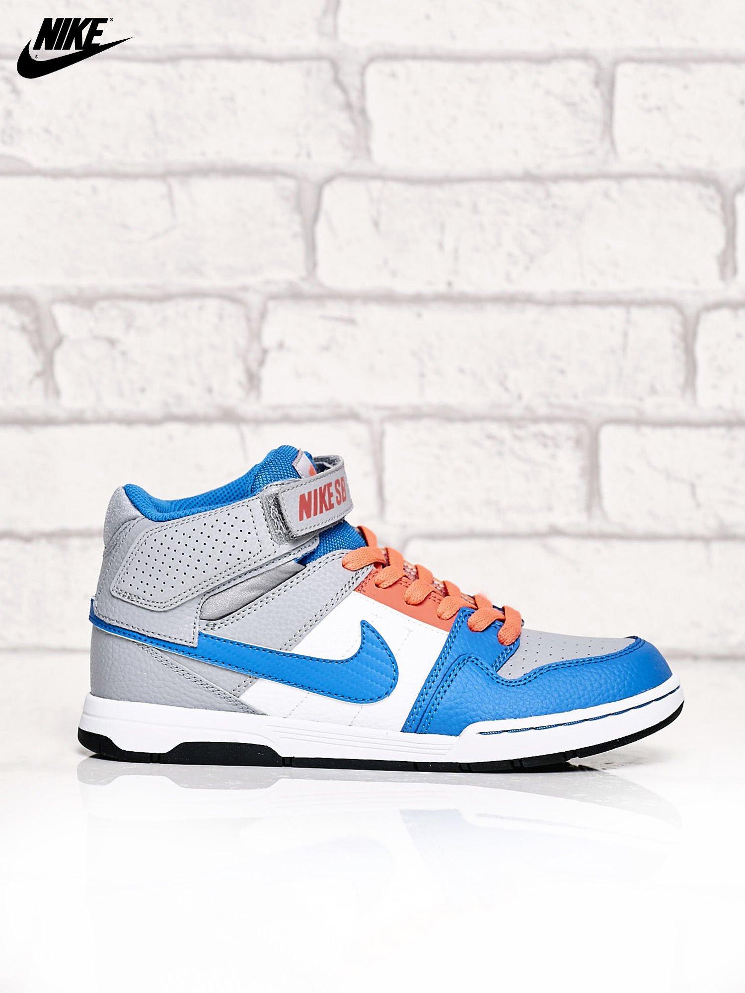 size 40 82c2b 7ed4b NIKE wielokolorowe sneakersy Mogan Mid 2 JR B sportowe za ko