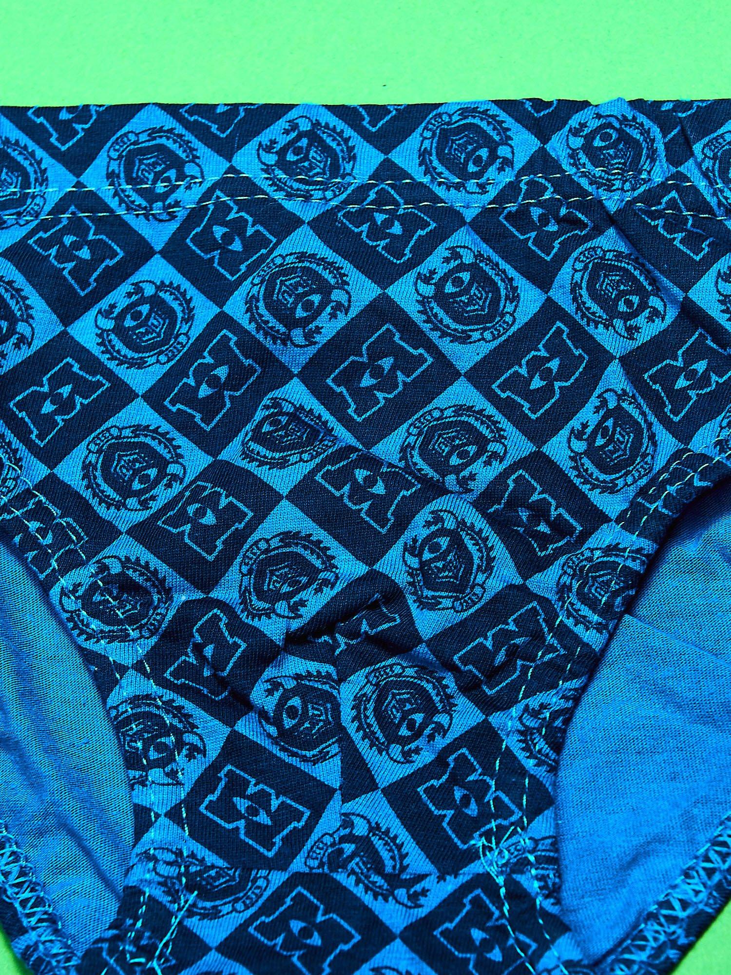 Niebieskie chłopięcy komplet do spania MONSTERS UNIVERSITY                                  zdj.                                  10