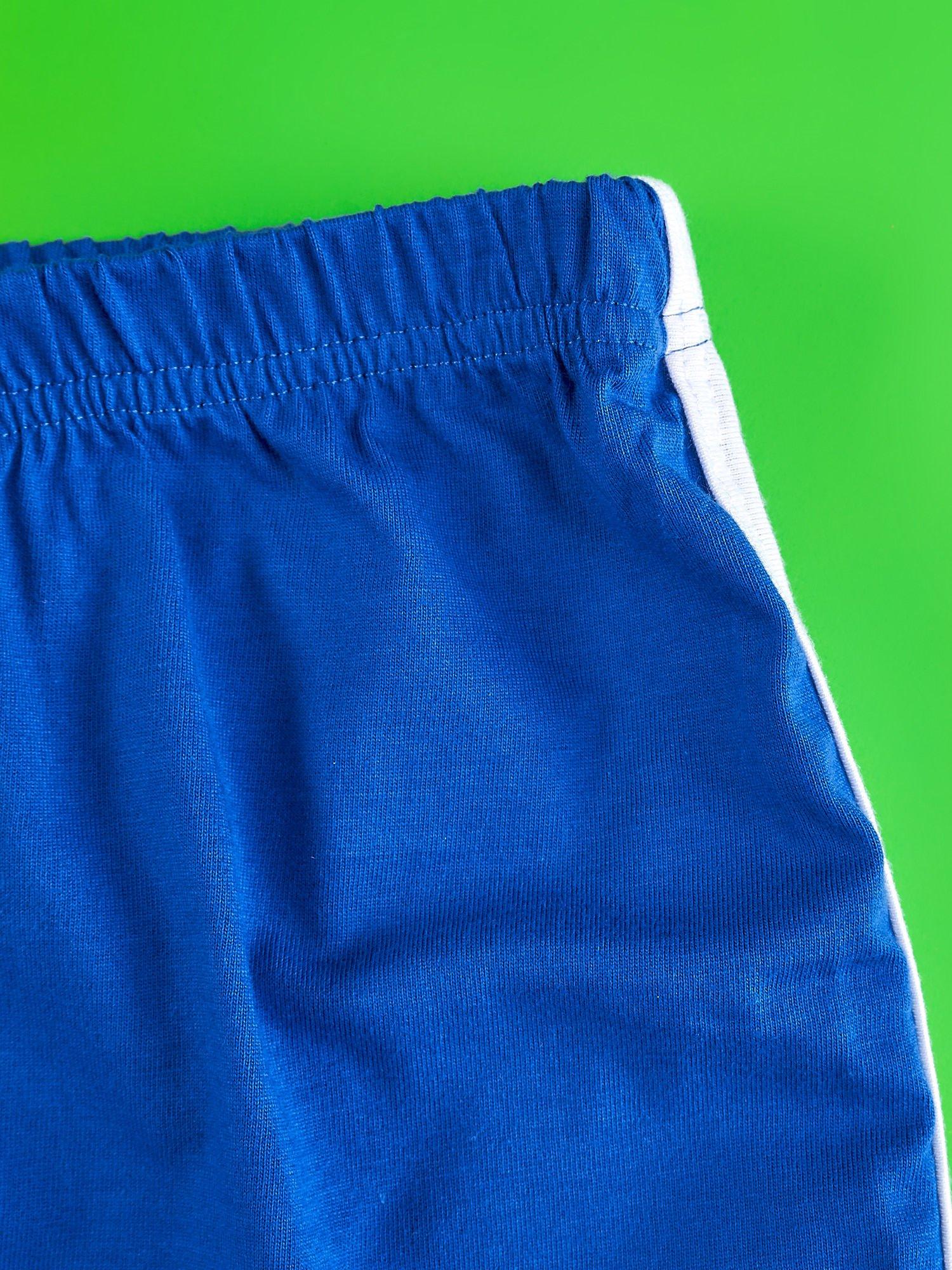 Niebieskie szorty dla dziewczynki HELLO KITTY                                  zdj.                                  5