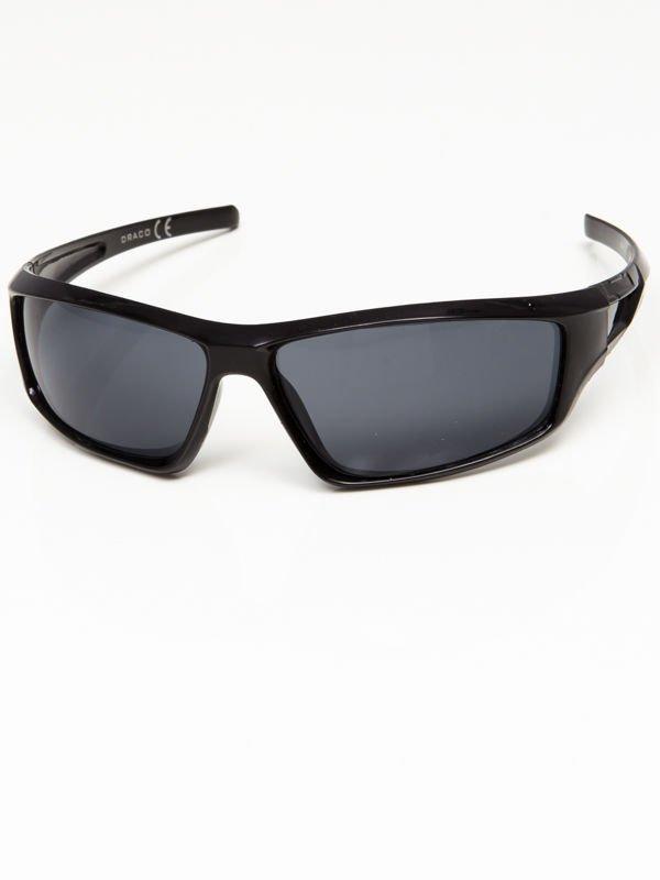 69a5afbe62ef Okulary Przeciwsłoneczne Męskie W Stylu Sportowym Akcesoria