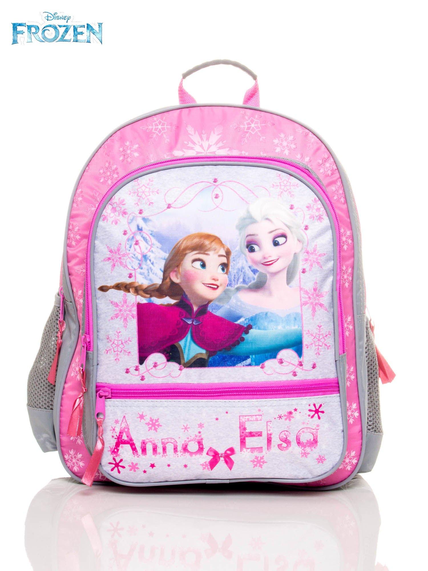 Plecak szkolny z dziewczynki FROZEN