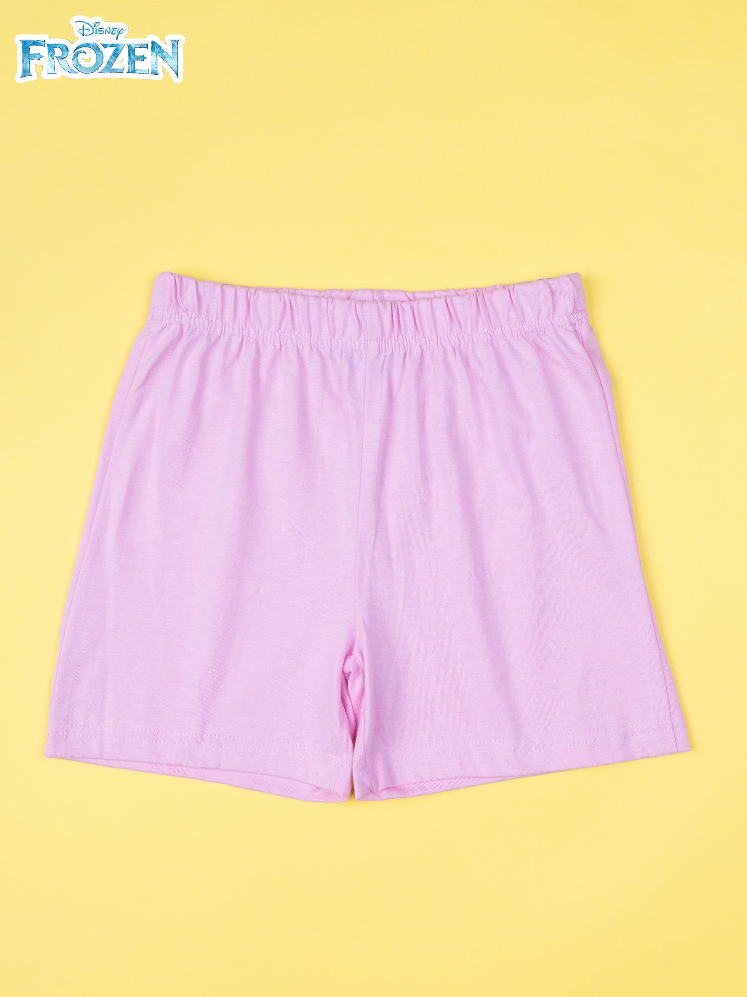 Różowa piżama dla dziewczynki KRAINA LODU                                  zdj.                                  4