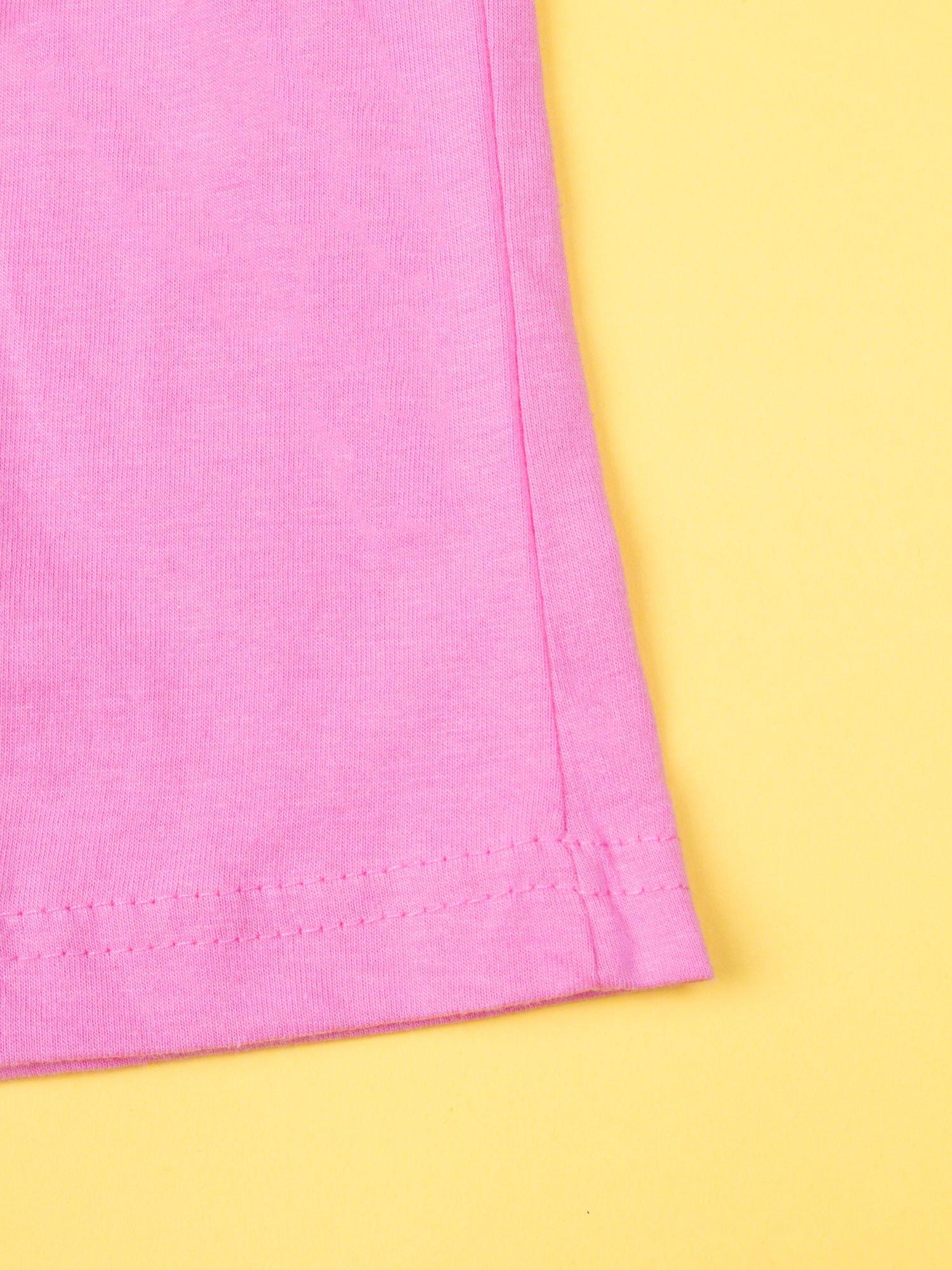 Różowa piżama dla dziewczynki MY LITTLE PONY                                  zdj.                                  9
