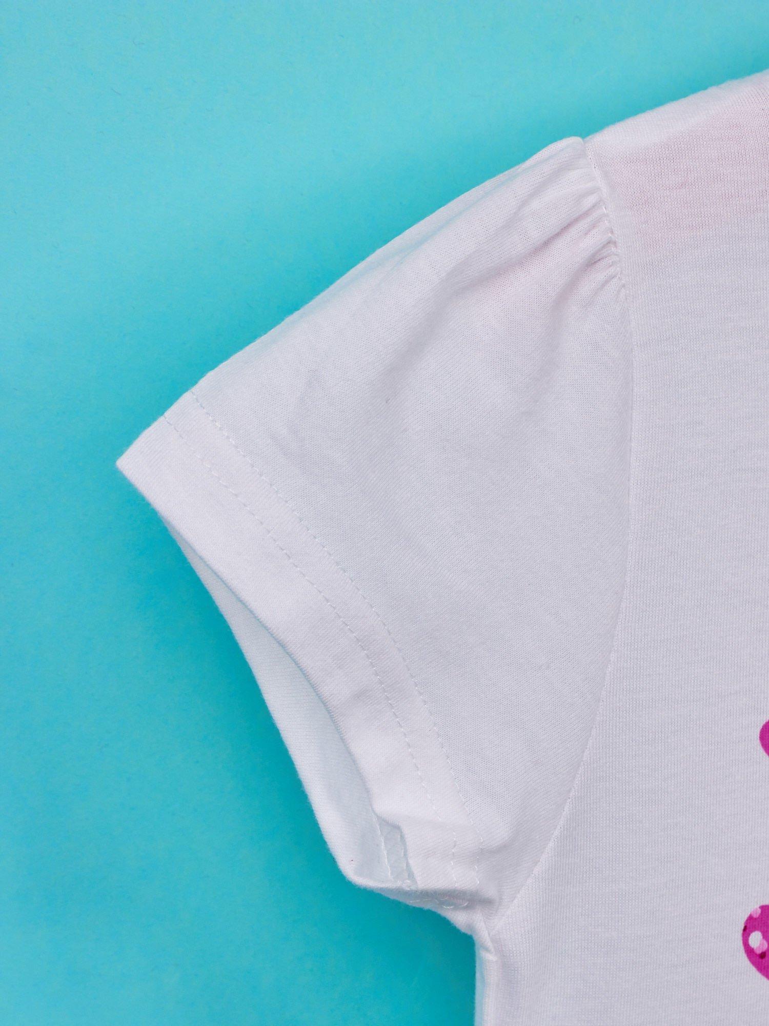 Różowa sukienka bez rękawów dla dziewczynki MINNIE MOUSE                                  zdj.                                  5