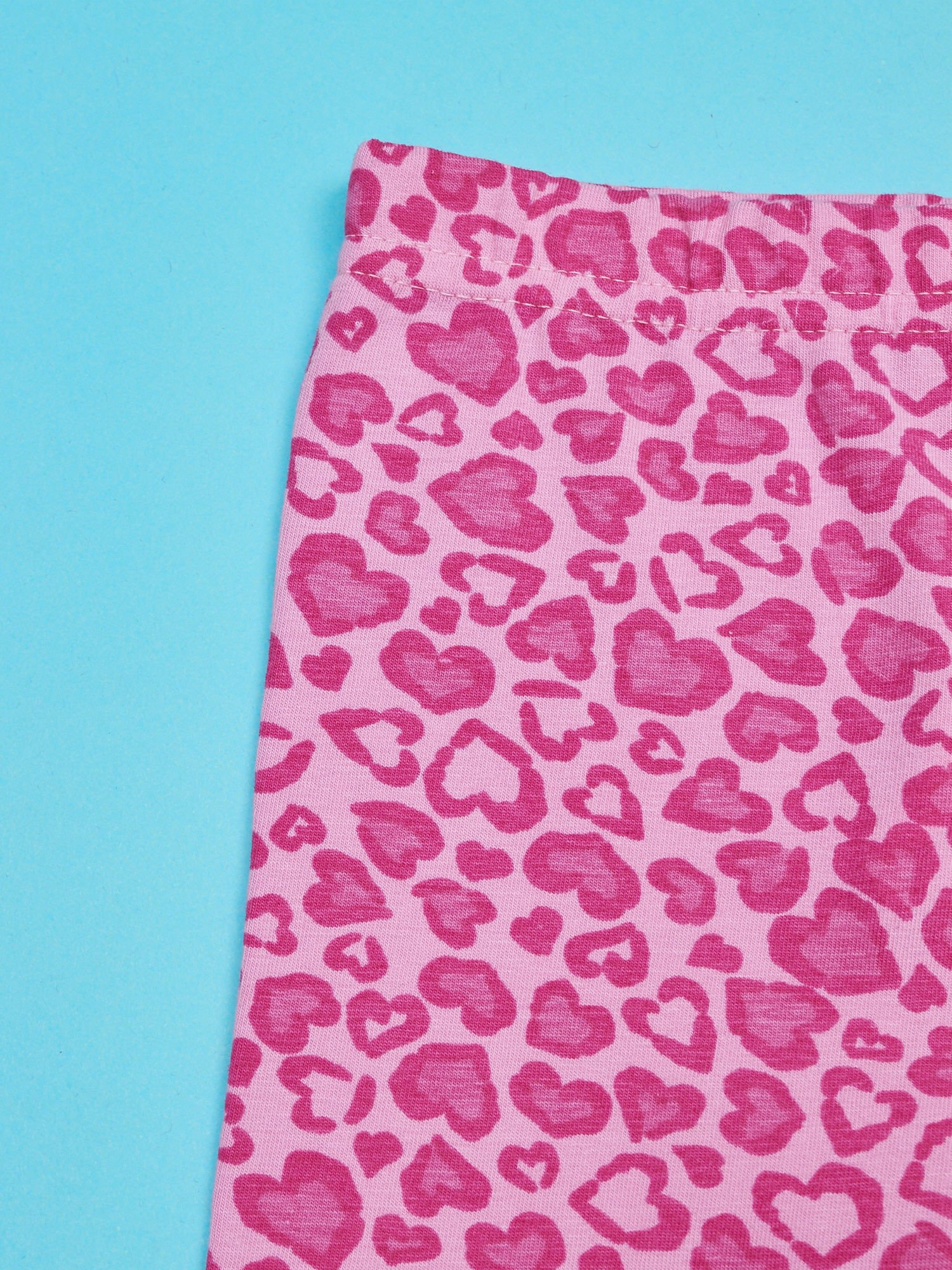 Różowe legginsy dla dziewczynki 101 DALMATYŃCZYKÓW                                  zdj.                                  3