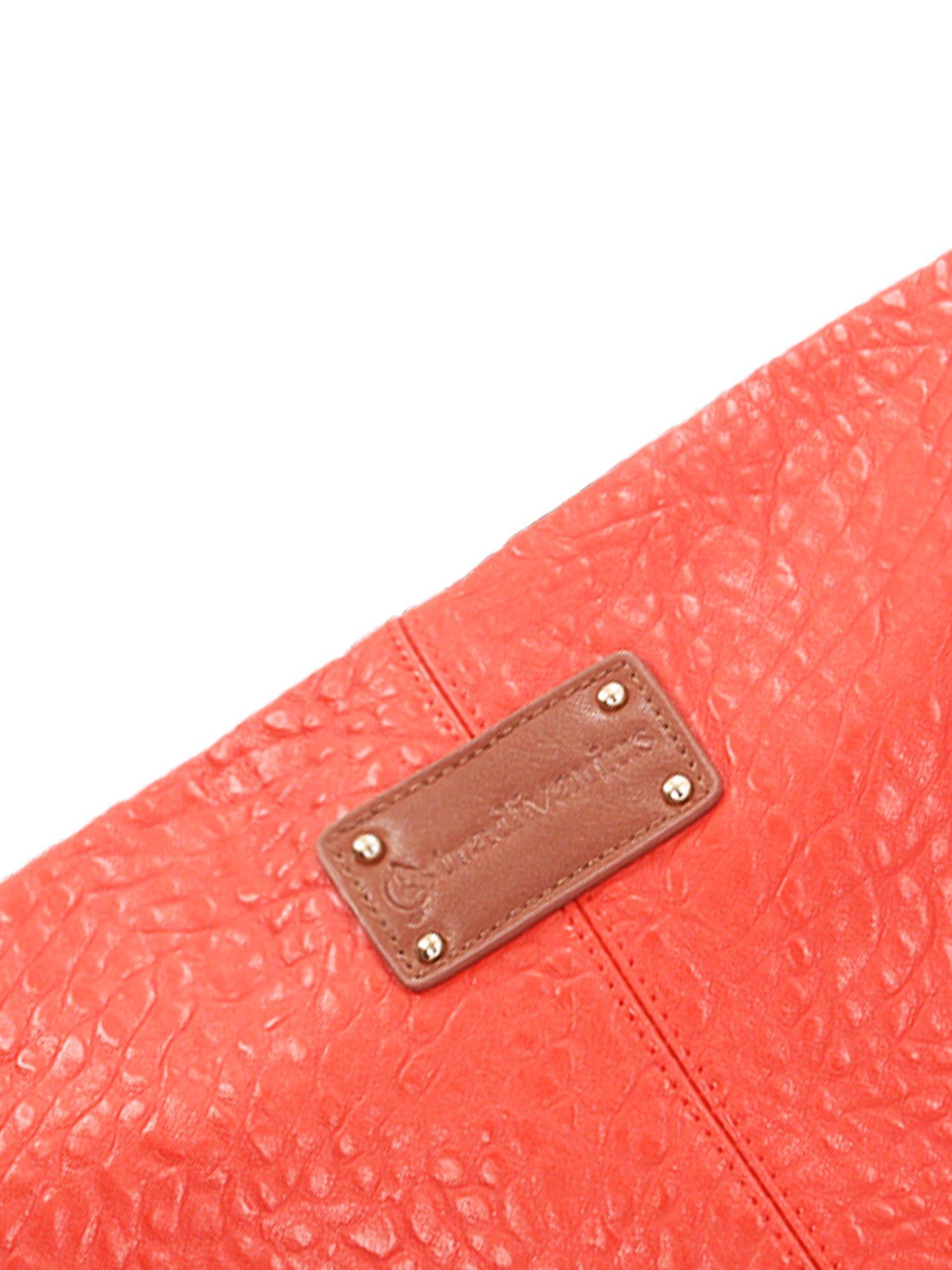 STRADIVARIUS Czerwona torba na ramię                                  zdj.                                  3