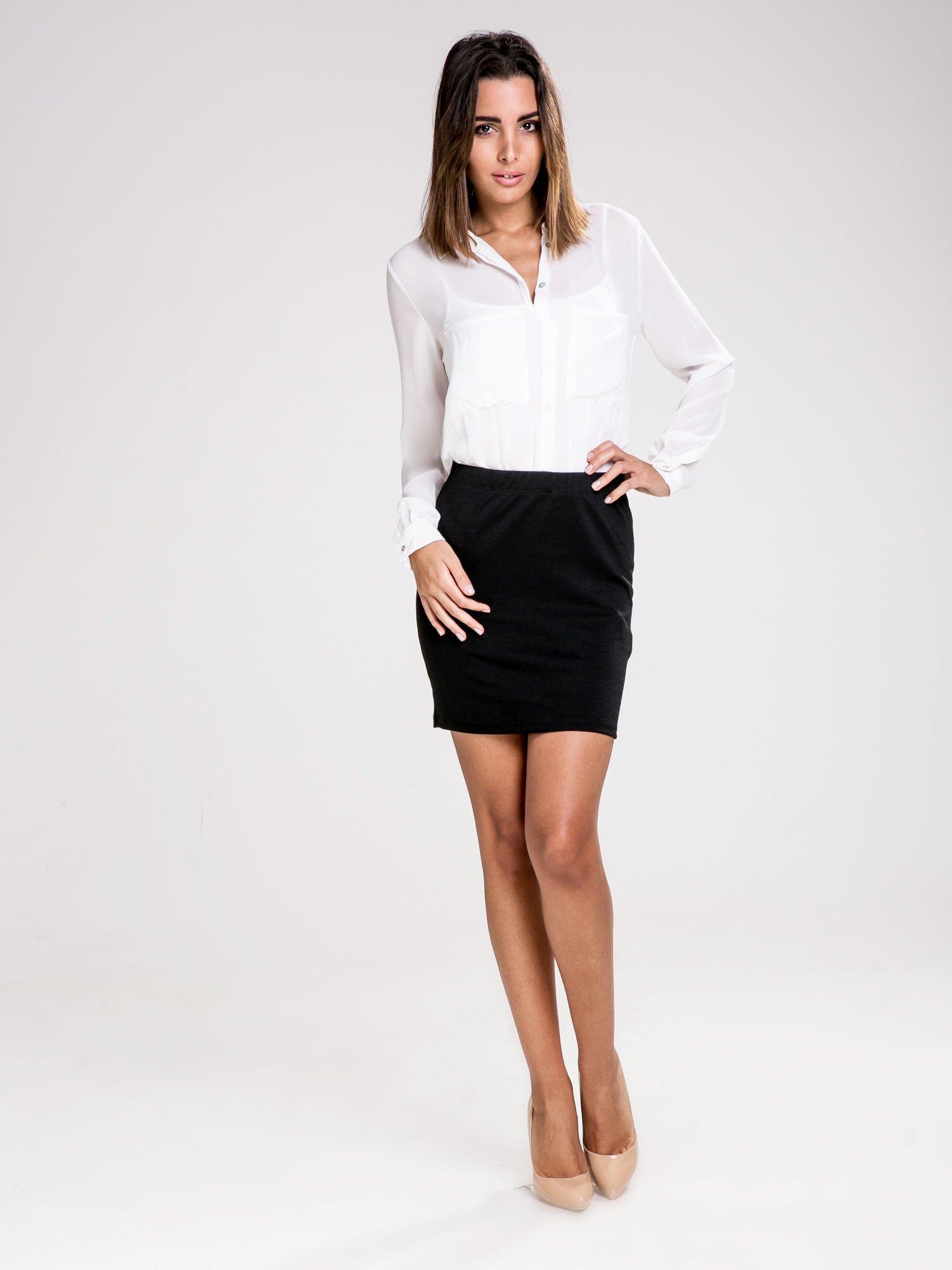 STRADIVARIUS Sukienka dwuczęściowa typu koszula + spódnica                                  zdj.                                  1