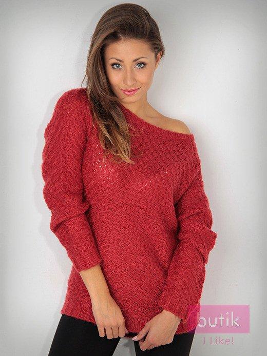 Sweter z guzikami                                  zdj.                                  3