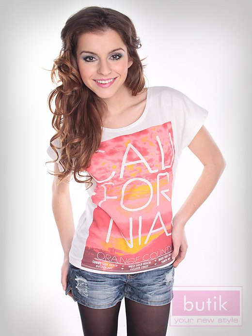 T-shirt Oversize                                  zdj.                                  1