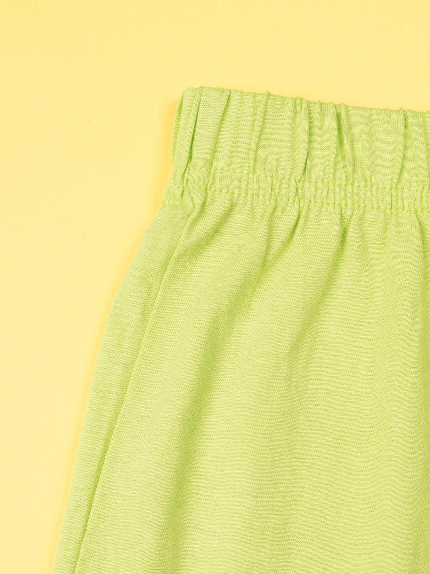 Zielona piżama chłopięca KRÓL JULIAN                                  zdj.                                  9