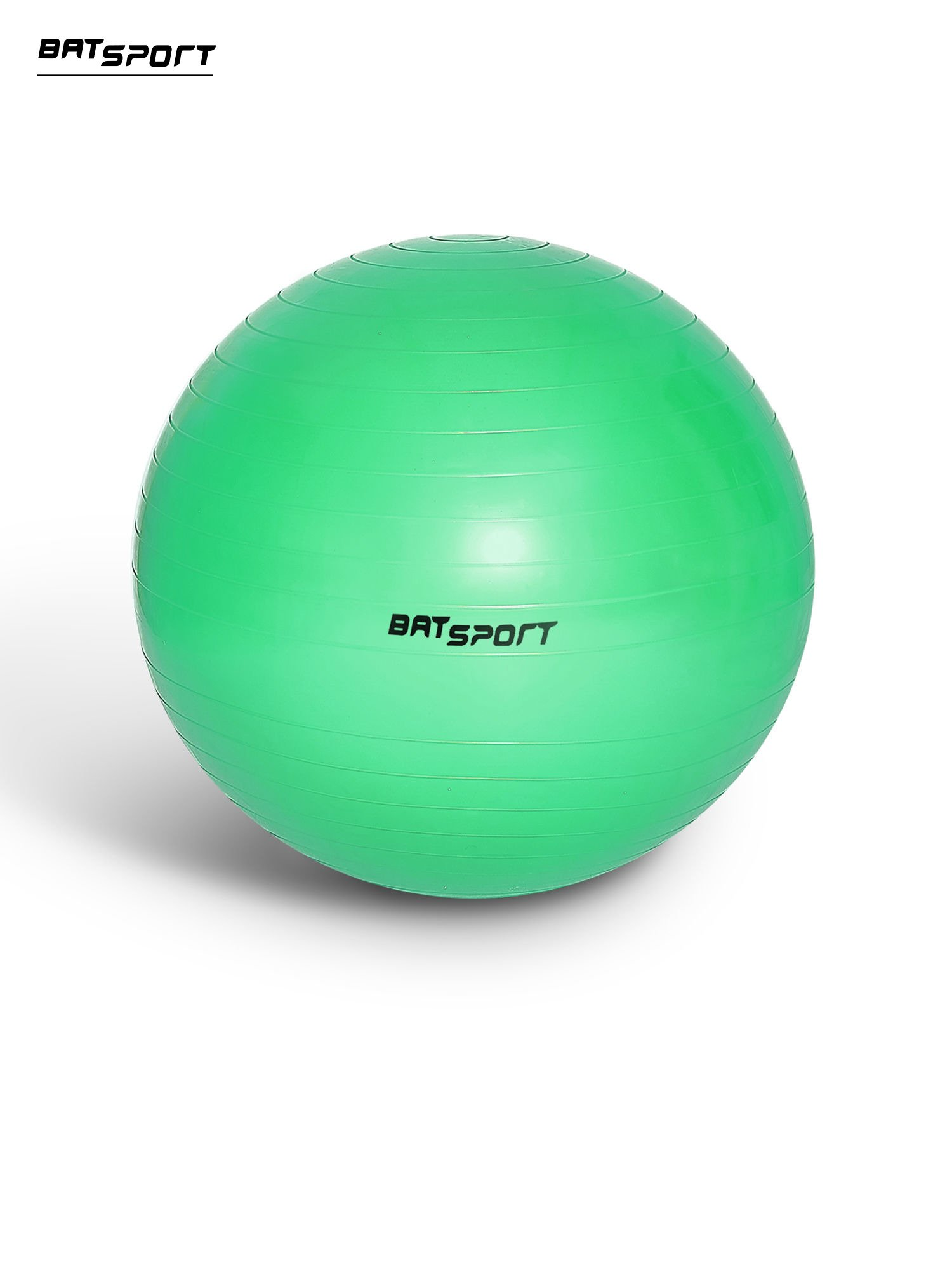 Zielona średnia piłka do fitnessu                                  zdj.                                  1