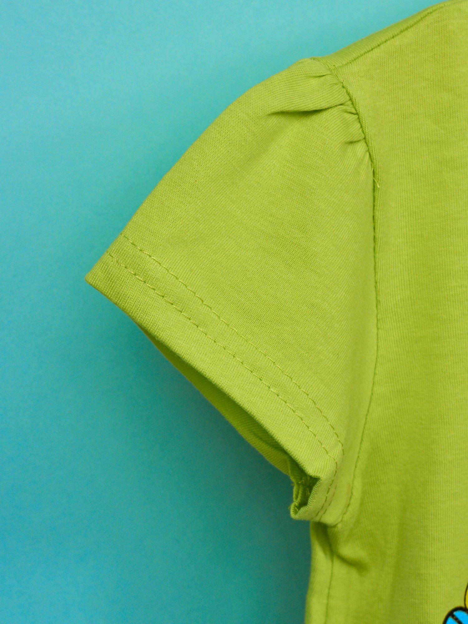 Zielony t-shirt chłopięcy GUMBALL                                  zdj.                                  6