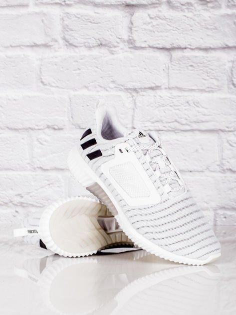 ADIDAS Białe męskie buty sportowe Climacool cm                               zdj.                              4