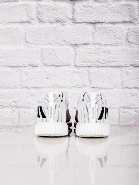 ADIDAS Białe męskie buty sportowe Climacool cm                               zdj.                              7