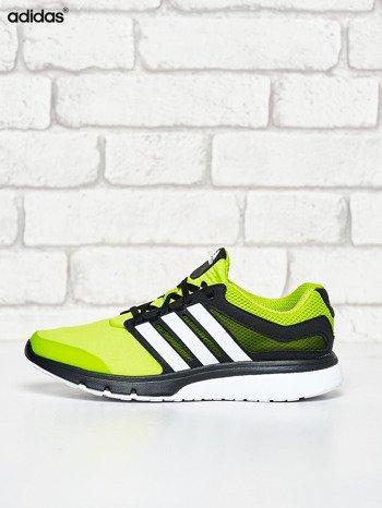 ADIDAS Fluo zielone buty unisex w sportowym stylu                                  zdj.                                  5