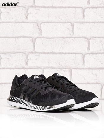 ADIDAS czarne buty męskie Element Refresh ze wzorem na podeszwie                              zdj.                              2