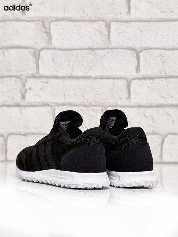 ADIDAS czarne buty męskie Originals Los Angeles z wypustkami na podeszwie                              zdj.                              4