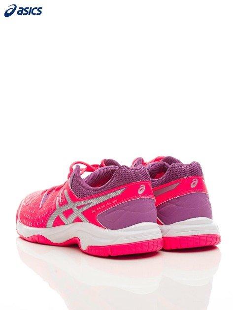 ASICS Różowe buty sportowe GEL PADEL PRO 3 GS                              zdj.                              4
