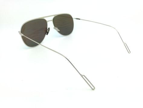ASPEZO Okulary przeciwsłoneczne damskie błękitne BARCELONA. Etui skórzane, etui miękkie oraz ściereczka z mikrofibry w zestawie                              zdj.                              3
