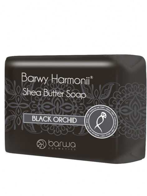 BARWA Barwy Harmonii Mydło w kostce Black Orchid 190 g