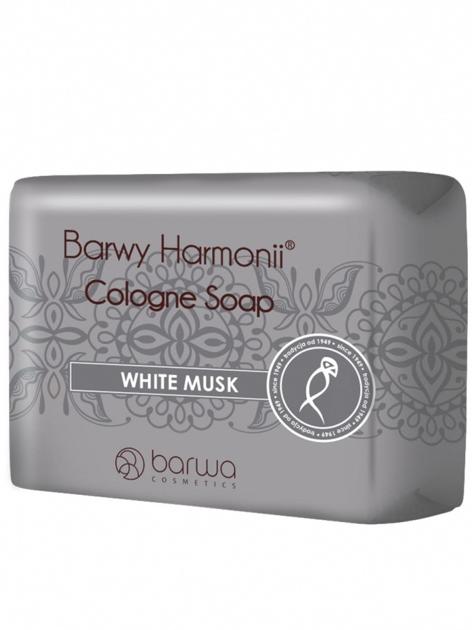 BARWA Barwy Harmonii Mydło w kostce White Musk 190 g
