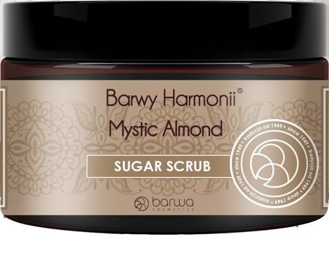 """BARWA Harmonii Peeling cukrowy do ciała Mystic Almond 250ml"""""""