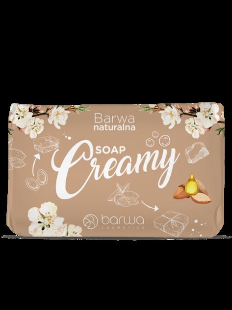 BARWA Naturalna Mydło w kostce Creamy 100 g