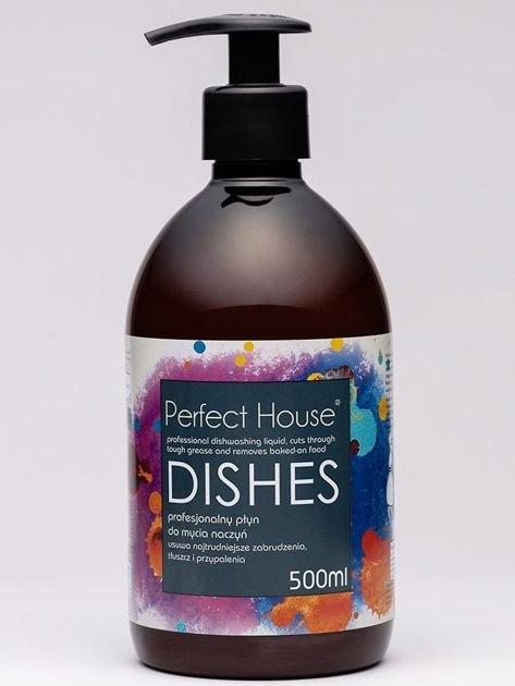 BARWA Perfect House Dishes Profesjonalny Płyn do mycia naczyń 500 ml