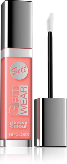 BELL Błyszczyk Glam Wear GLOSSY COLOUR 031 10 ml                              zdj.                              1