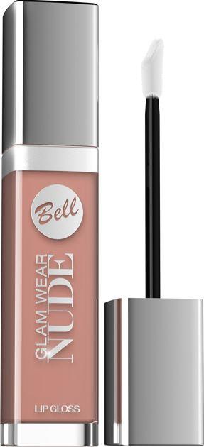 BELL Błyszczyk Glam Wear Nude 03 10 ml                              zdj.                              1