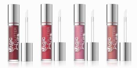 BELL HYPOAllergenic Hypoalergiczna magiczna pomadka w płynie Magic Glitter Lips 02                              zdj.                              2