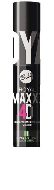 BELL Royal Maxx mascara 9 ml                                  zdj.                                  1