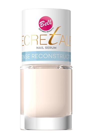 BELL Secretale Serum intensywnie regenerujące zniszczone paznokcie 10 ml                              zdj.                              1