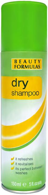"Beauty Formulas Face and Body Suchy szampon do włosów"""