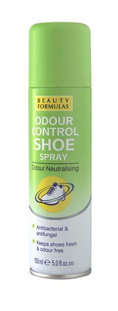 """Beauty Formulas Stopy Dezodorant do butów antybakteryjny i przeciwgrzybiczny"""""""