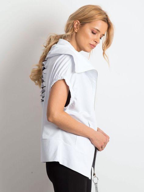 Biała bluza Daytime                              zdj.                              3