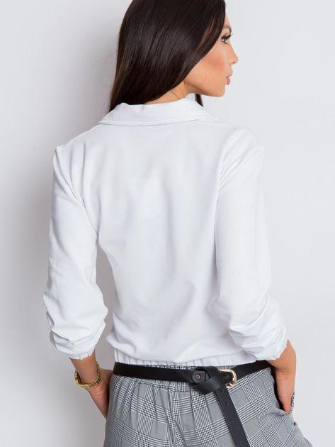 Biała bluza Madison                              zdj.                              2