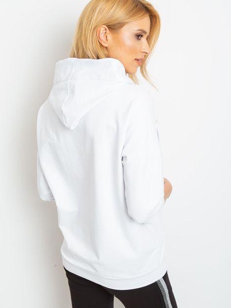 Biała bluza Unique                              zdj.                              2